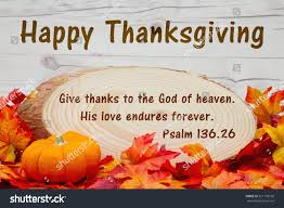 happy thanksgiving message some fall leaves stock photo 521109196