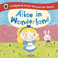 buy ladybird favourite tales alice wonderland book