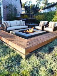 Small Patio Fire Pit Patio Fire Pit Ideas Patio Decoration