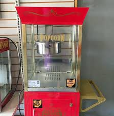 popcorn rental machine party events rental equipment ohio rental mount vernon ohio