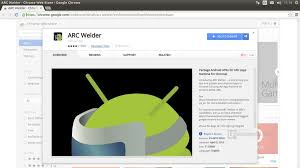 chrome extension apk downloader how to run android apps with app runtime for chrome arc welder