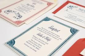 katharine watson custom wedding invitations