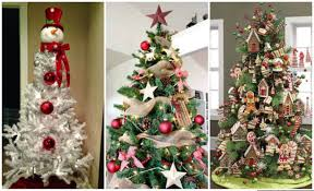 astonishing traditional tree decorating ideas
