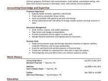 sample resume headline examples free resume