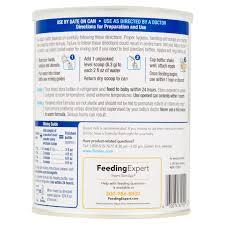 similac sensitive infant formula with iron powder 1 86 lb