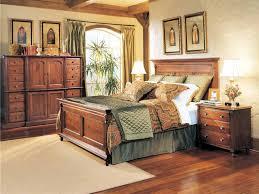Ike Solid Wood Bedroom Set Classic Distressed Wood Bedroom Furniture Idea For Vintage Room