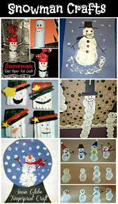 57 best snowman crafts images on pinterest christmas ideas