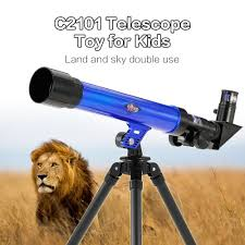 c2101 early development science telescope with 3 different sales