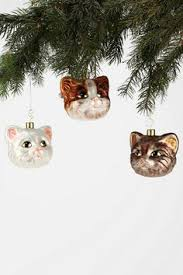 black cat ornament decor
