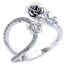 butterfly engagement ring butterfly engagement ring ebay
