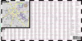 Map Of Tenn Streetwise Nashville Map Laminated City Center Street Map Of