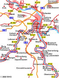 map of germany showing rivers rhine river cruise lines german 2018 2019 rhein line cruises