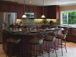 custom kitchen islands with seating custom kitchen island kitchenl shaped island with seating l