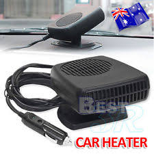 automotive heater defroster fan 12v car dryer windshield demister defroster 150w auto heater