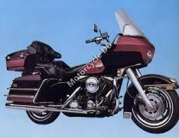1991 harley davidson fltc 1340 tour glide classic reduced effect
