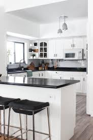 home decor and renovations our weekend renovation a new modern kitchen black sink