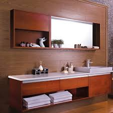 Bathroom Cabinets Wood Stunning Wood Bathroom Cabinets Op13 020 180 Oppein Cabinet