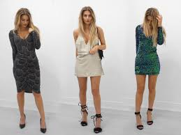 three last minute christmas party dresses fashion influx