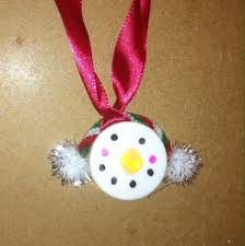 tea light snowman ornament thriftyfun