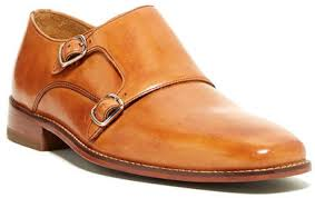 Cole Haan Giraldo Double Monk Strap Shoe Where To Buy How To Wear