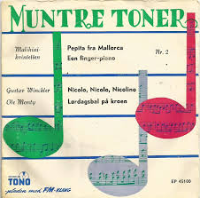 Toner Nr 45cat various artists muntre toner nr 2 tono denmark