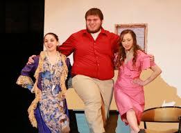 annie jr u2013 friday cast u2013 the soo theatre project inc