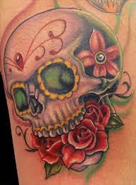 tattoos com sugar skull tattoos for