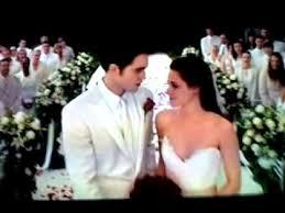 Dream Wedding Dresses Twilight Bellas Wedding Dream Youtube