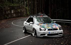bagged subaru wagon camber explore camber on deviantart