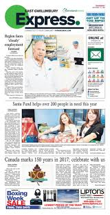 nissan canada boxing week east gwillimbury express december 29 2016 by east gwillimbury