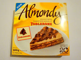 Asda Halloween Cakes Grocery Gems Almondy Toblerone Cake