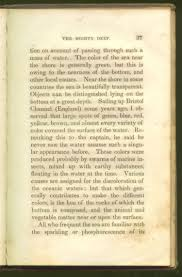 the color of water book the mighty deep machine readable transcription tocque philip