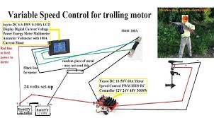 motorguide 70 pound trolling motor how many current in water