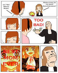 Card Crusher Meme - umineko friend crusher by malak1147 on deviantart