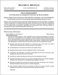resume examples for sales resume ixiplay free resume samples
