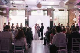 unique wedding venues chicago chicago wedding gallery loft venue floating world events