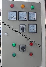 panel listrik dengan harga murah panel mdp panel pompa panel