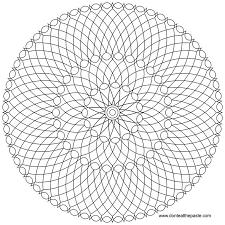 mandala patterns color lock screen coloring mandala patterns
