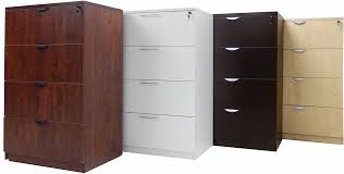 4 Drawer Lateral Filing Cabinet 4 Drawer Laminate Lateral Files In Stock