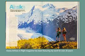 Alaska airlines magazine adventure travel feature