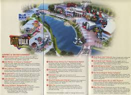 Map Of Islands Of Adventure Orlando by Theme Park Brochures Universal Orlando Citywalk Theme Park Brochures