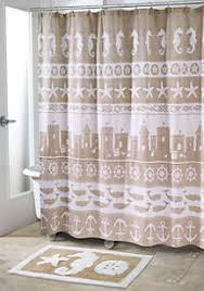 Shabby Chic Shower Curtain Hooks by Shower Curtains Belk