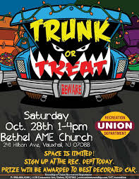 some halloween festivities in union this weekend union nj news