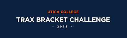 Challenge Official Trax Bracket Challenge Official Utica College