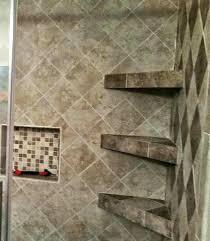 home interior deer pictures tile shower shelf ideas tile shower shelves corner image of tile