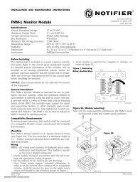 notifier frm 1 wiring diagram engine wiring diagram