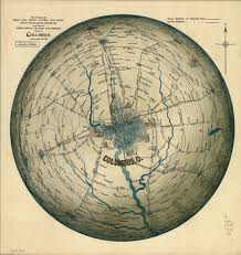 Map Of Columbus Radicalcartography