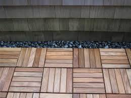 ikea runnen hack tile idea ikea runnen hack deck tiles costco wood boards pertaining
