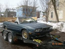 1985 maserati biturbo for sale 5 speed survivor 1987 maserati biturbo spyder
