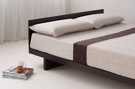 Japanese Low Bed Frame Kumo Low Wooden Beds Japanese Style Bed